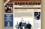 Bluegrass Unlimited website home page