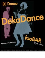 DJ Danco - Deka Dance flyer